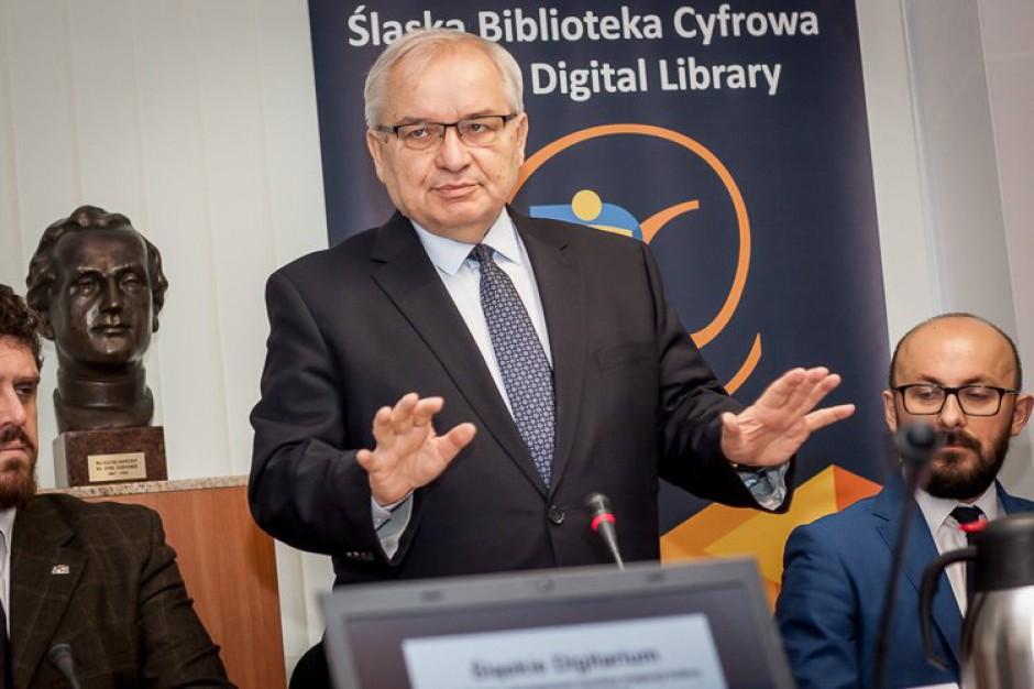 Ponad 8,2 tys. nowych publikacji w Śląskiej Bibliotece Cyfrowej
