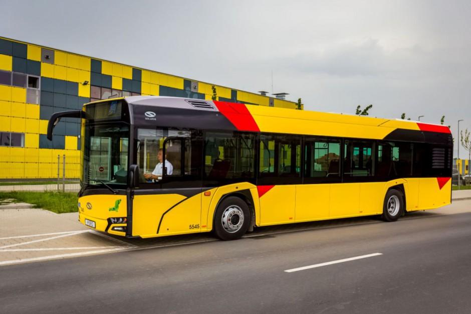 Oświęcim kupi 19 autobusów. Część z nich to hybrydy