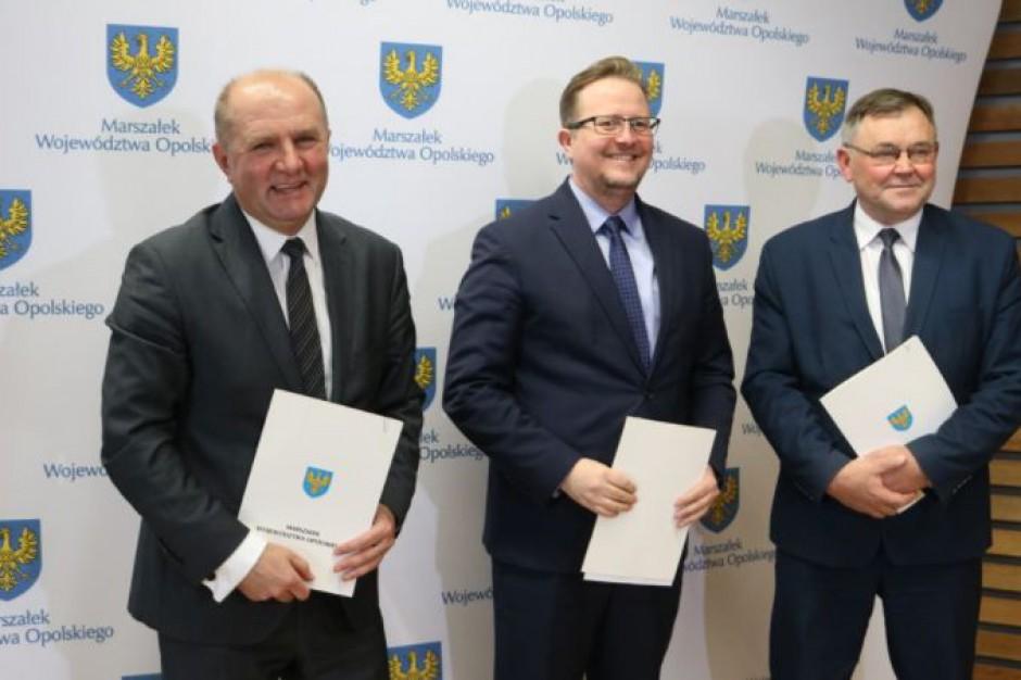 W Opolu podpisano umowę ws. rozbudowy polderu Żelazna