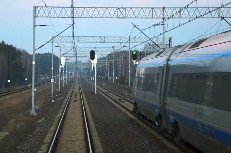 Podpisano umowę na projekt modernizacji linii kolejowej Białystok - Ełk