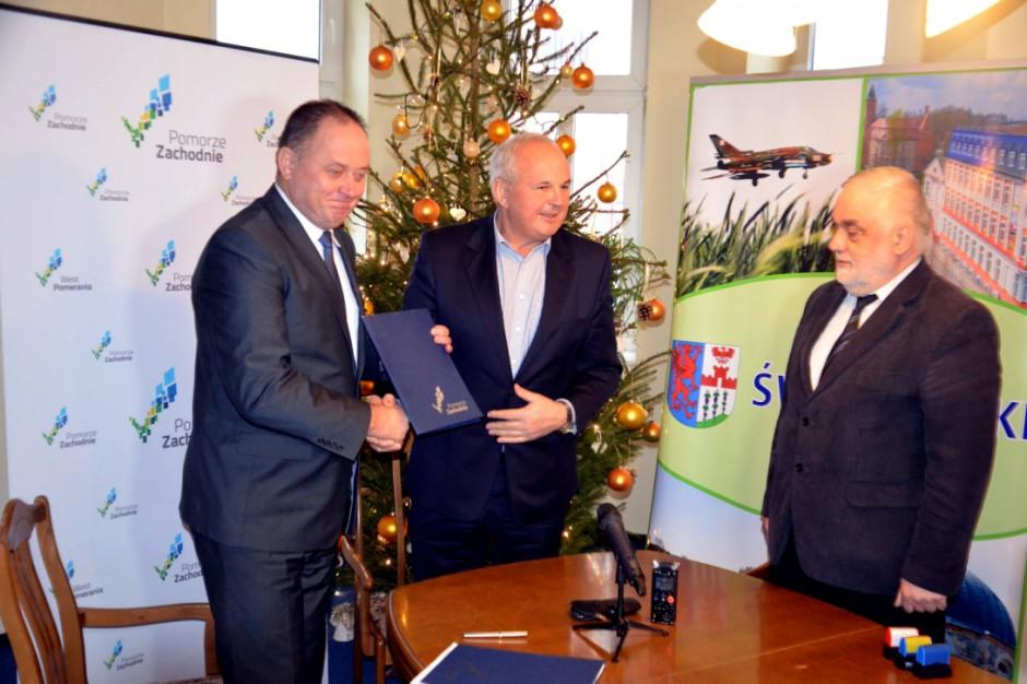 Zachodniopomorskie. 3 mln dotacji z UE na rondo i dwie ulice w Świdwinie