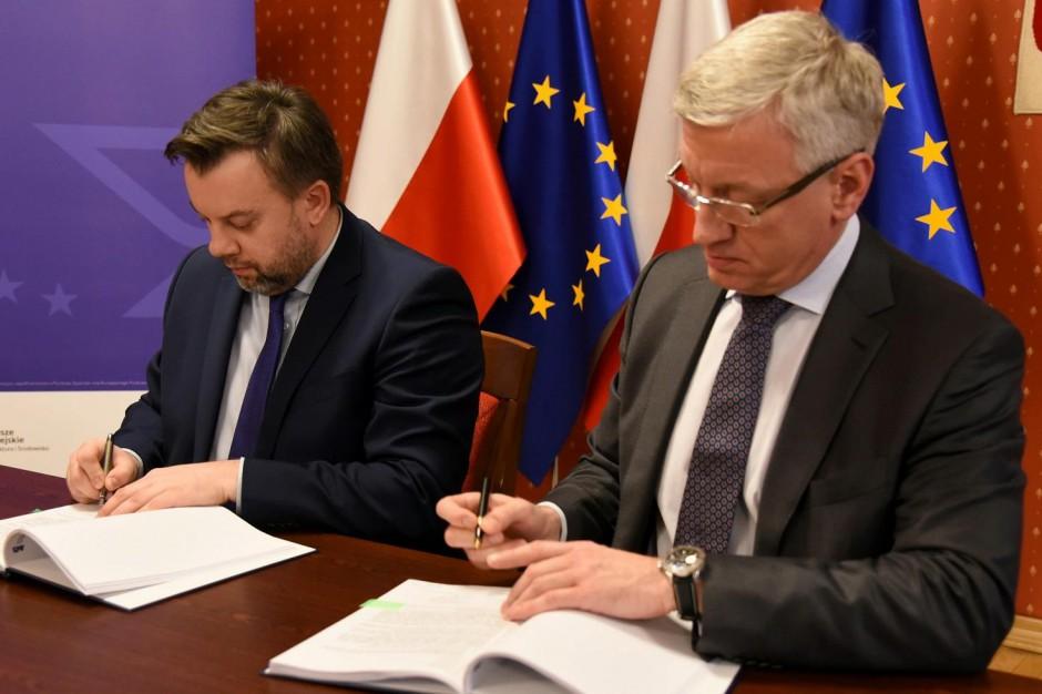 Poznań z blisko 110 mln zł unijnej dotacji na tramwaj na Naramowice