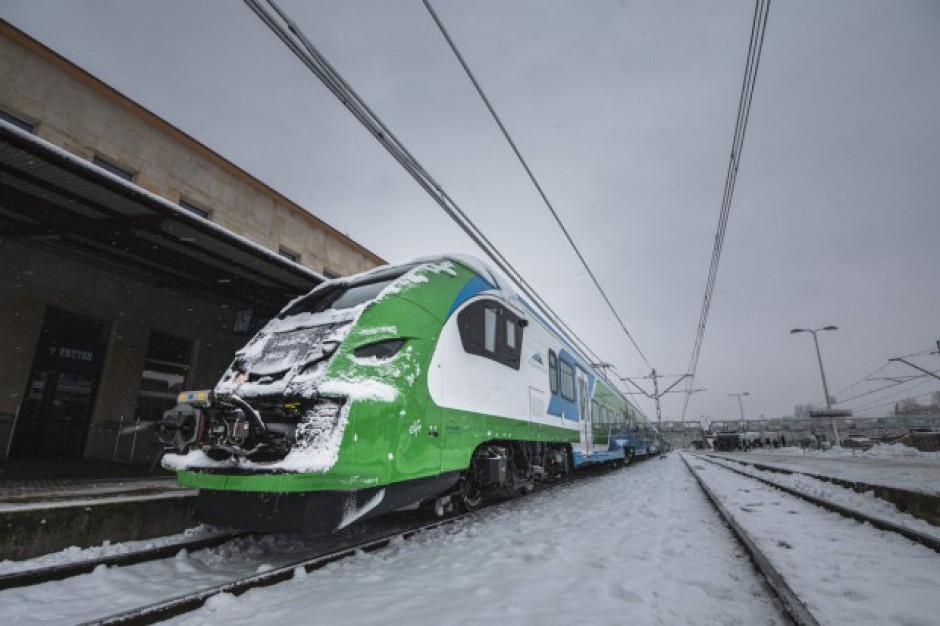 PKP Intercity kupi 12 pociągów elektrycznych. O ile UE dopłaci