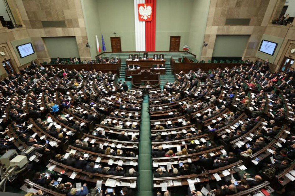 Ustawa o jawności życia publicznego. Sejm zajmie się projektem w połowie stycznia