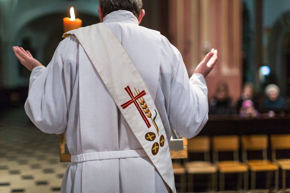 Księża w czasie kolędy wspomogą policję