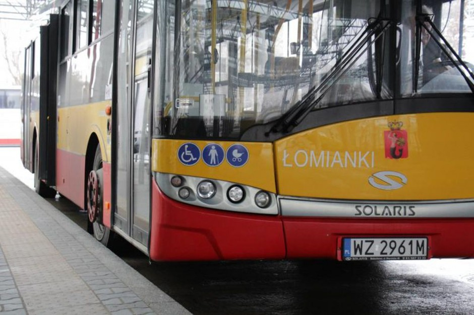 Łomianki dołączyły do pierwszej strefy ZTM