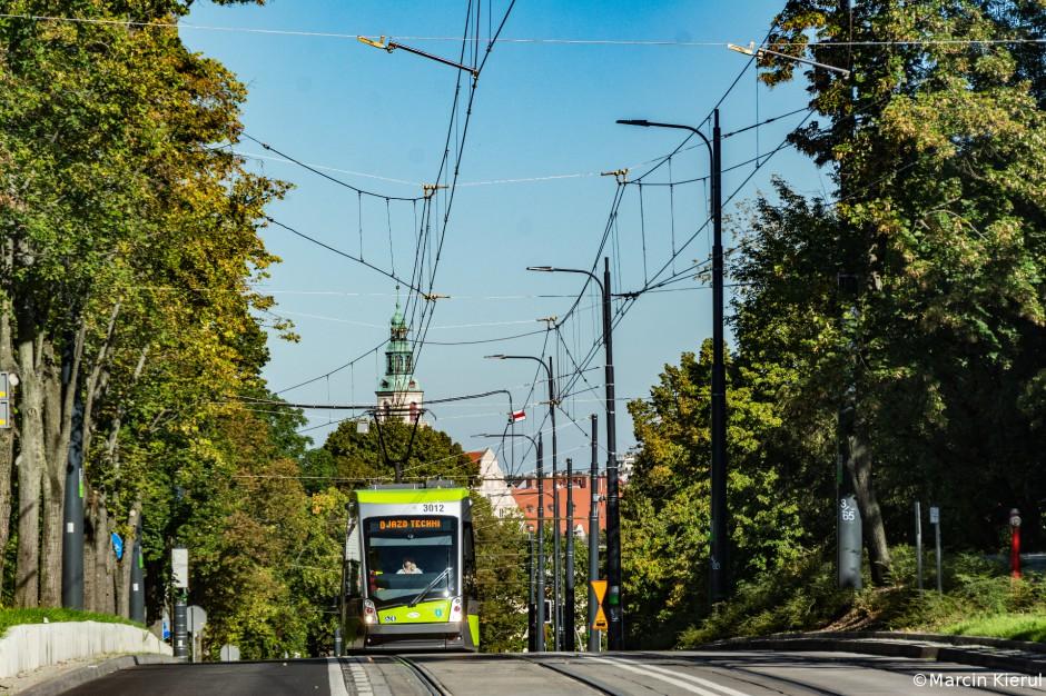 Olsztyn: Urząd miasta ogłosił przetarg na rozbudowę linii tramwajowej