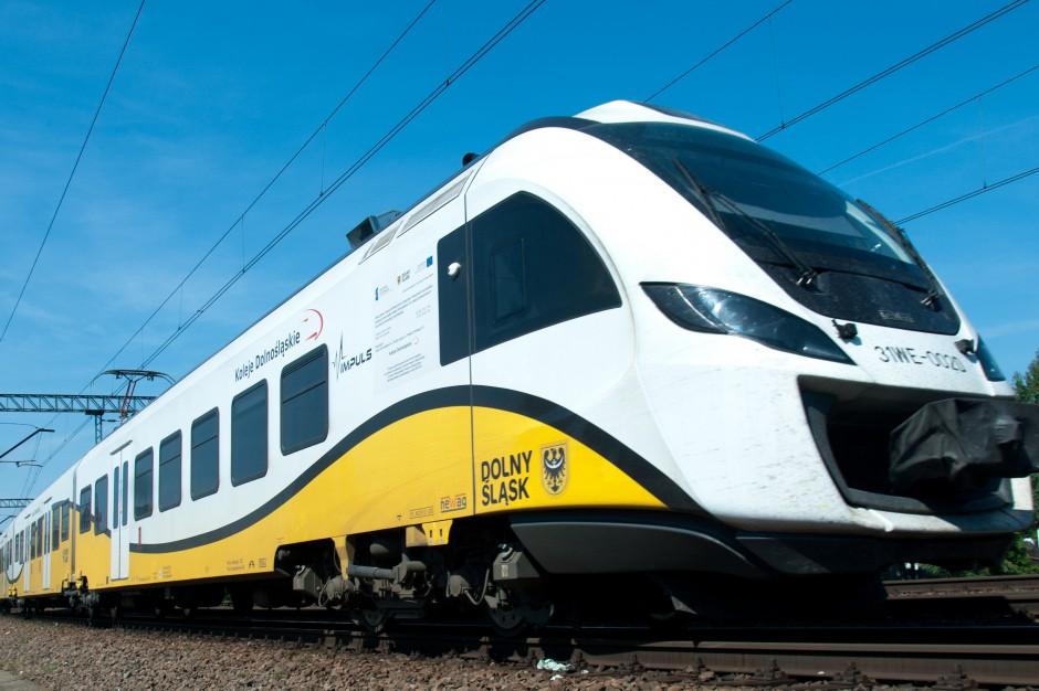 Koleje Dolnośląskie chcą wprowadzić kolejne przystanki na żądanie