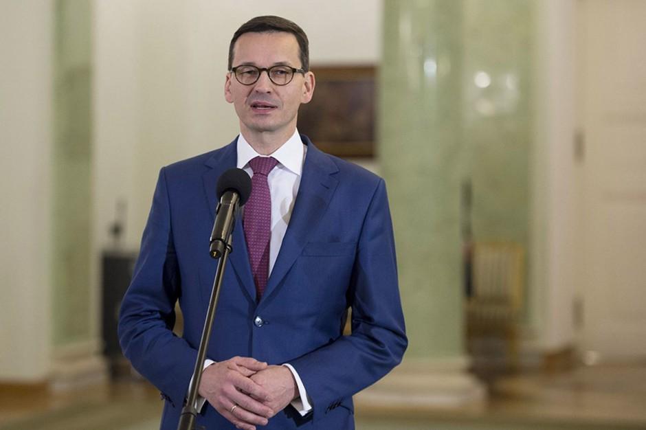 Lekarze rezydenci chcą pilnego spotkania z premierem Mateuszem Morawieckim