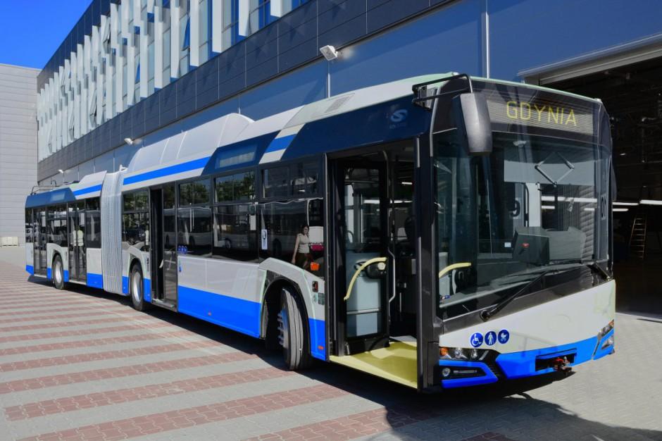 Gdynia kupi 30 trolejbusów. Pierwsze wyjadą na ulice w tym roku