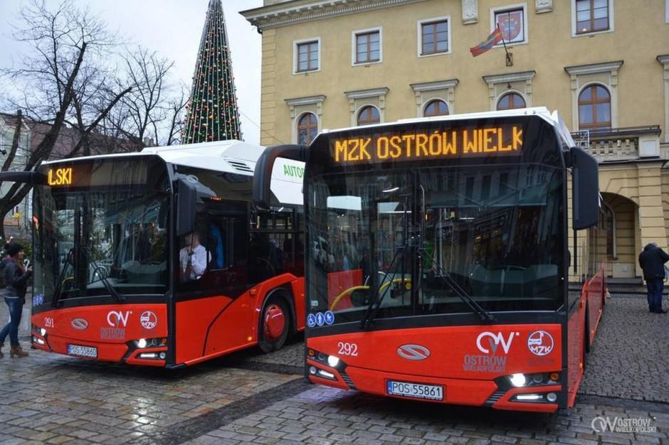 Ostrów Wielkopolski ma już pierwsze autobusy elektryczne