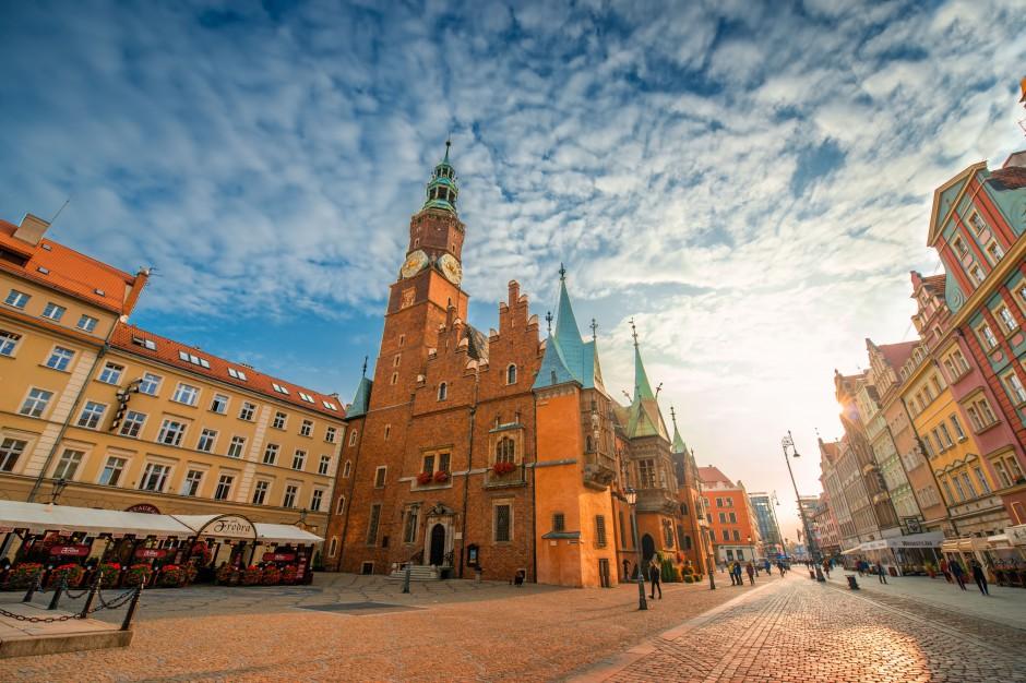 Wrocław przeciera drogę samorządom w sprawie zapobiegania suszy