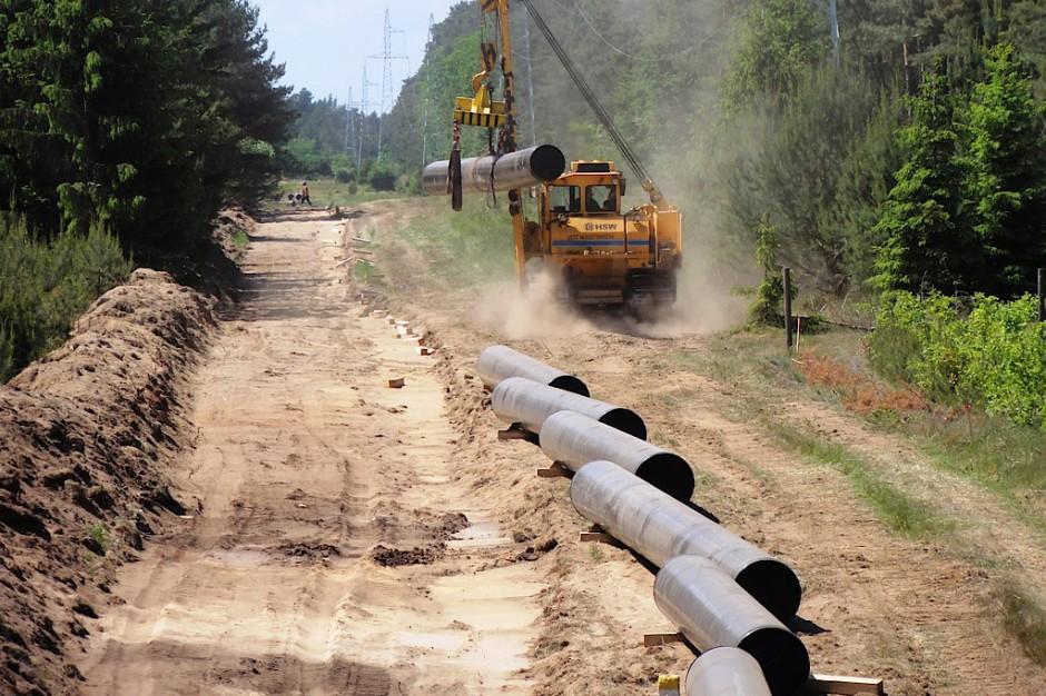 Wielkopolskie: wydano decyzję lokalizacyjną dla budowy gazociągu relacji Grodzisk–Kościan