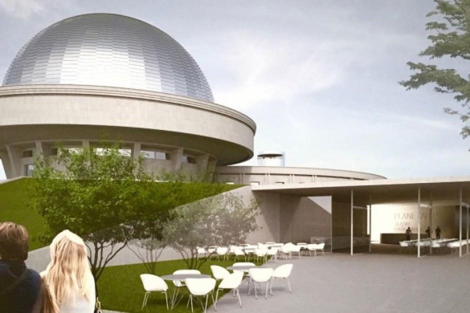 100 mln zł na remont Planetarium Śląskiego