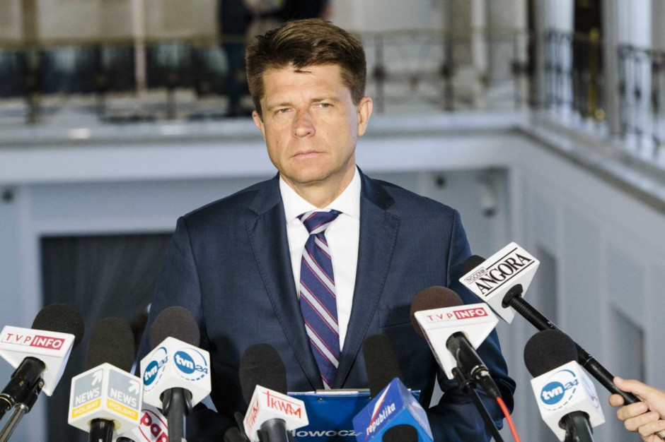 Ryszard Petru zaproponuje koalicję przed wyborami wszystkim partiom
