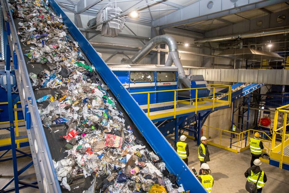Katowice: MPGK uruchomiło produkcję paliwa ze śmieci
