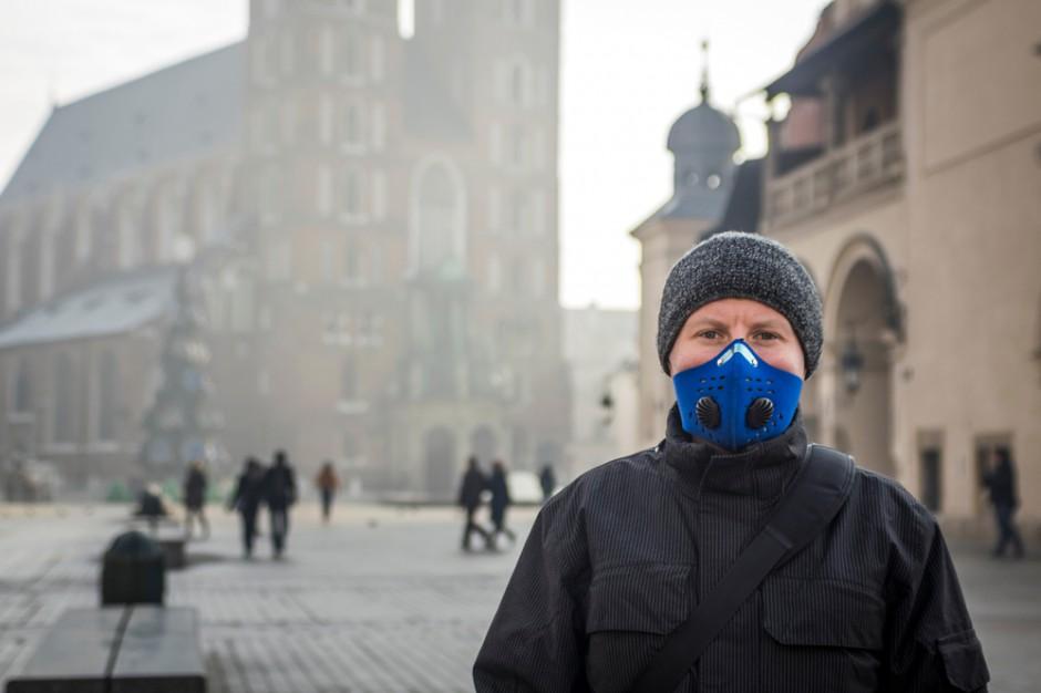 Kraków: Smog znów dał o sobie znać, w niedzielę darmowa komunikacja