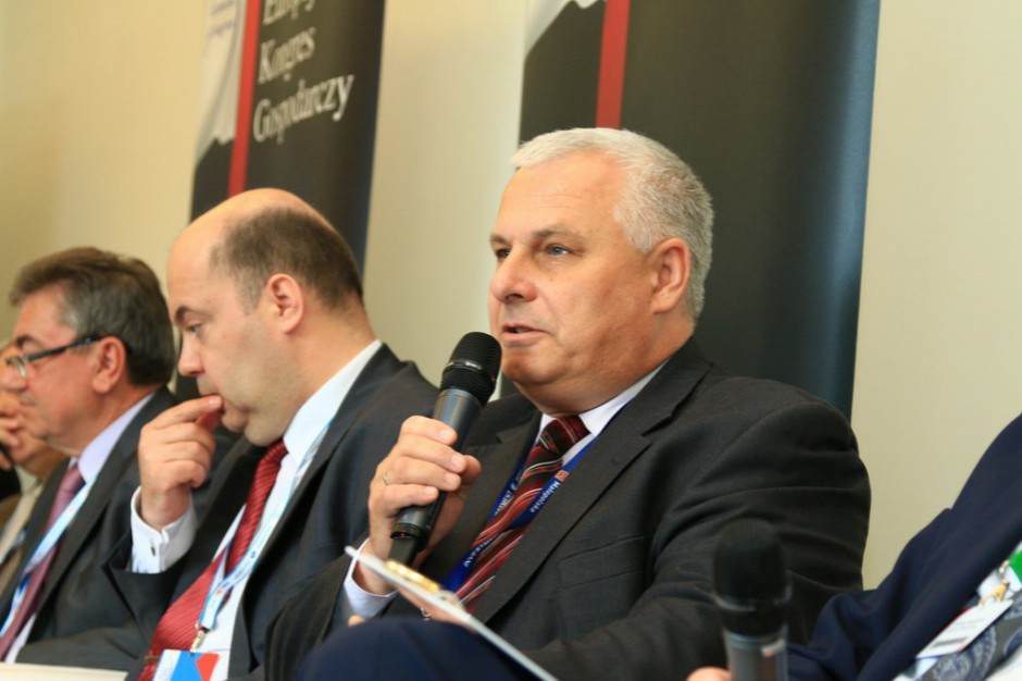 Tadeusz Rzepecki, Izba Gospodarcza Wodociągi Polskie: Zmiany w gospodarce wodnej są rewolucyjne