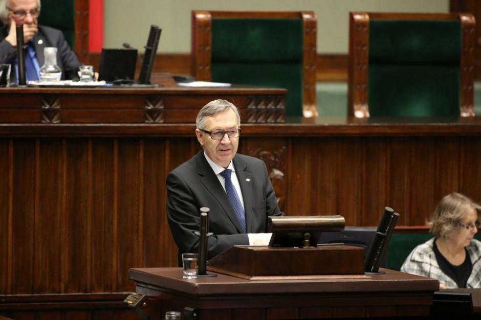 Stanisław Szwed: Odeszliśmy od scentralizowania urzędów pracy. Na razie