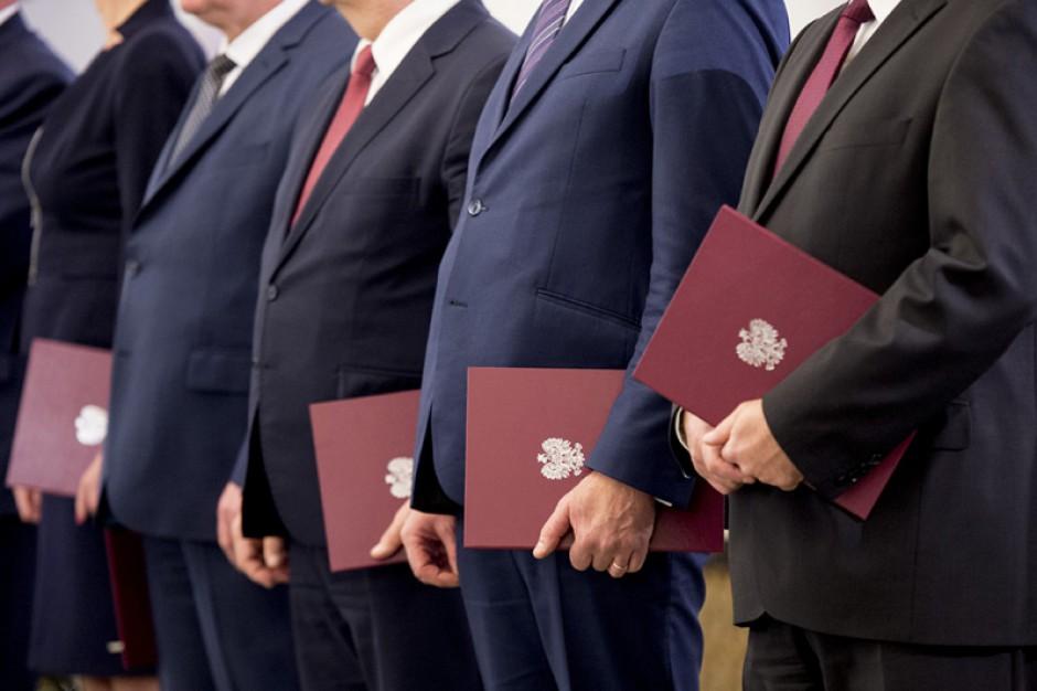 Rekonstrukcja rządu: Ilu ministrów zostanie wymienionych?