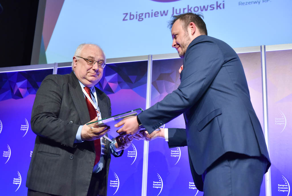 Zbigniew Jurkowski nagrodę Portalu Samorządowego nazwał