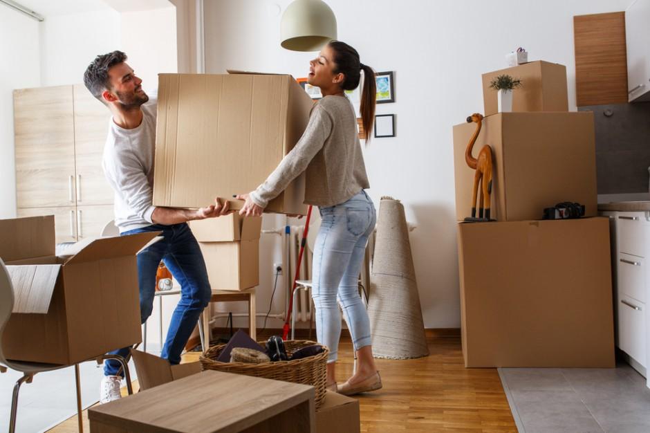 Zainteresowanie kredytami na mieszkanie większe o ponad 33 proc.