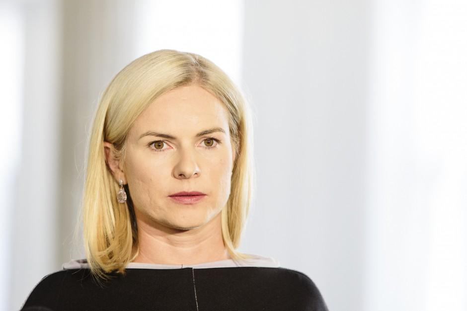 Joanna Schmidt, posłanka Nowoczesnej wśród potencjalnych kandydatów na prezydenta Poznania