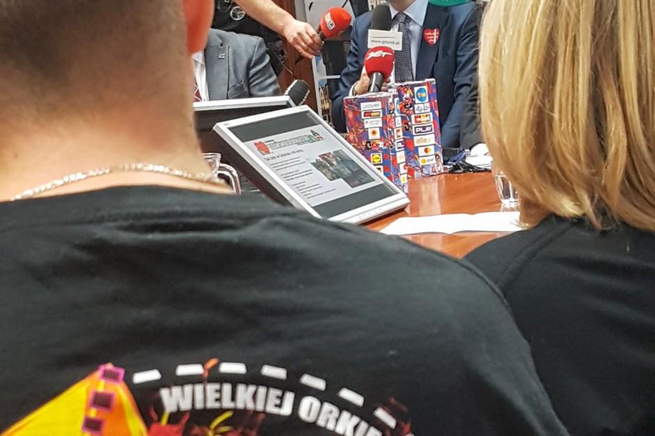 Paweł Adamowicz, prezydent Gdańska zachęca do udziału w finale WOŚP