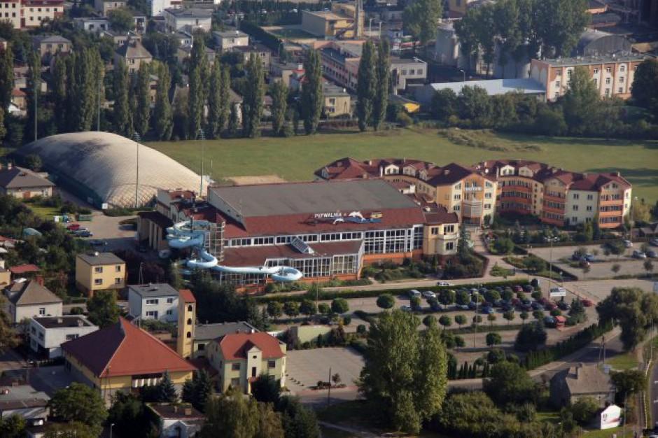Upadł najstarszy aquapark w Polsce