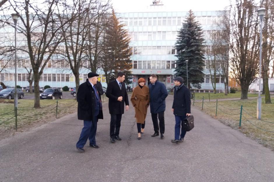 Minister Elżbieta Rafalska otworzyła Środowiskowy Dom Samopomocy