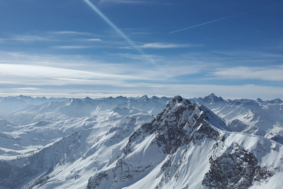 Bieszczady: Drugi stopień zagrożenia lawinowego w górach