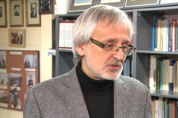 prof. Bolesław Rok (fot.newseria)