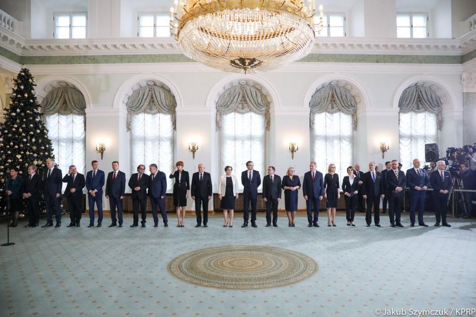 Rekonstrukcja rządu Mateusza Morawieckiego: Znamy nazwiska wszystkich ministrów