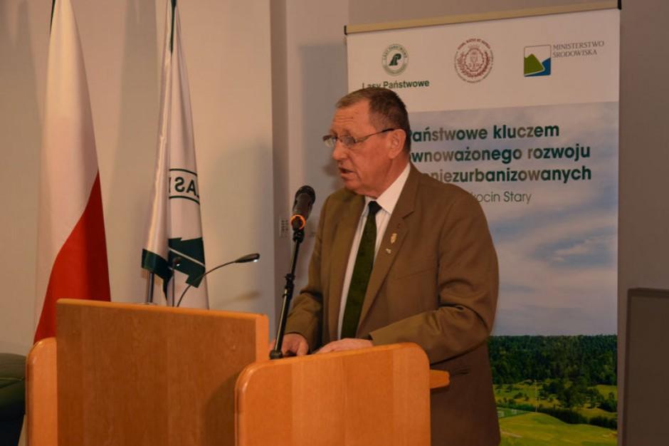 Ekolodzy zadowoleni z odwołania Jana Szyszki