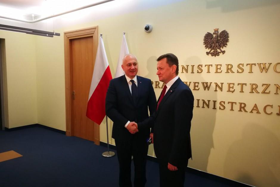 Joachim Brudziński ministrem spraw wewnętrznych i administracji