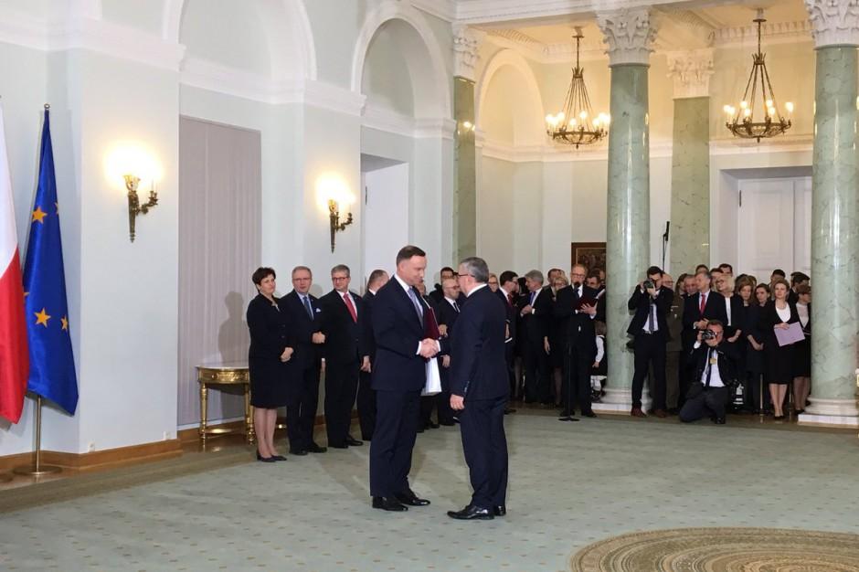 Via Carpatia wciąż wśród najważniejszych inwestycji resortu Andrzeja Adamczyka