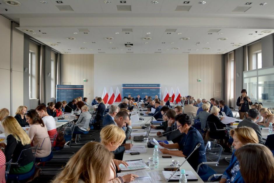 Rekonstrukcja rządu. Komisja Wspólna Rządu i Samorządu Terytorialnego. Co zmieni Minister Joachim Brudziński