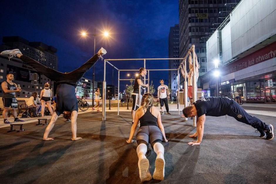 Będzie więcej siłowni plenerowych w Łodzi