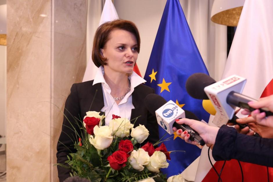 Jadwiga Emilewicz o kandydowaniu na prezydenta Krakowa: Na dziś to zamknięty rozdział