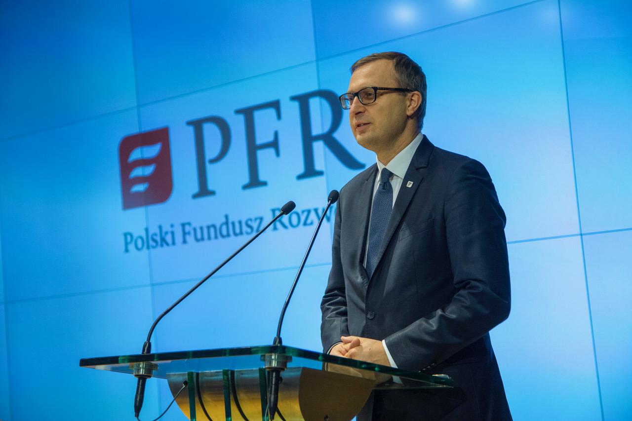 Paweł Borys, prezes Polskiego Fot. PTWP (Piotr Waniorek)