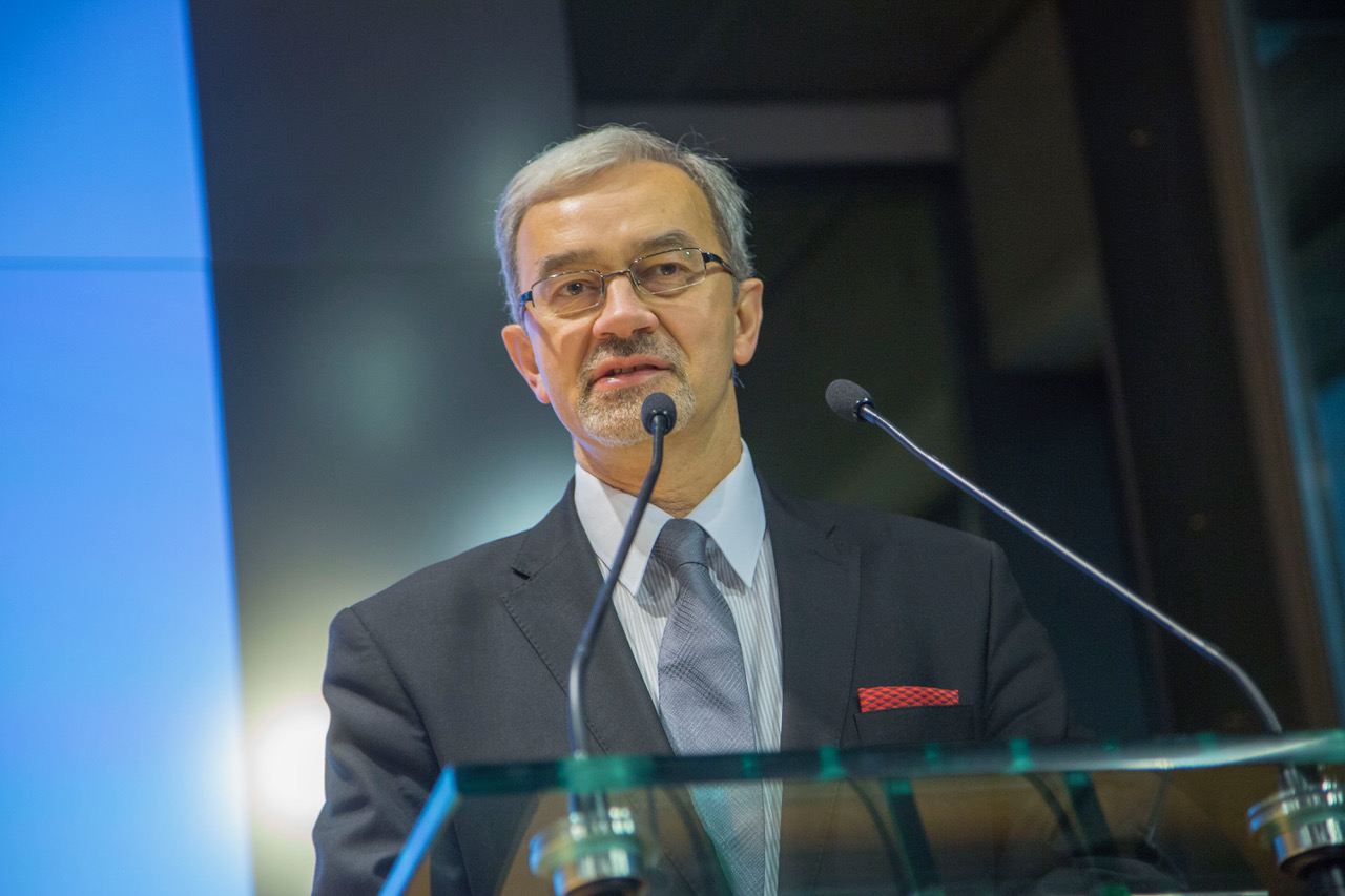 Minister Jerzy Kwieciński fot. PTWP (Piotr Waniorek)