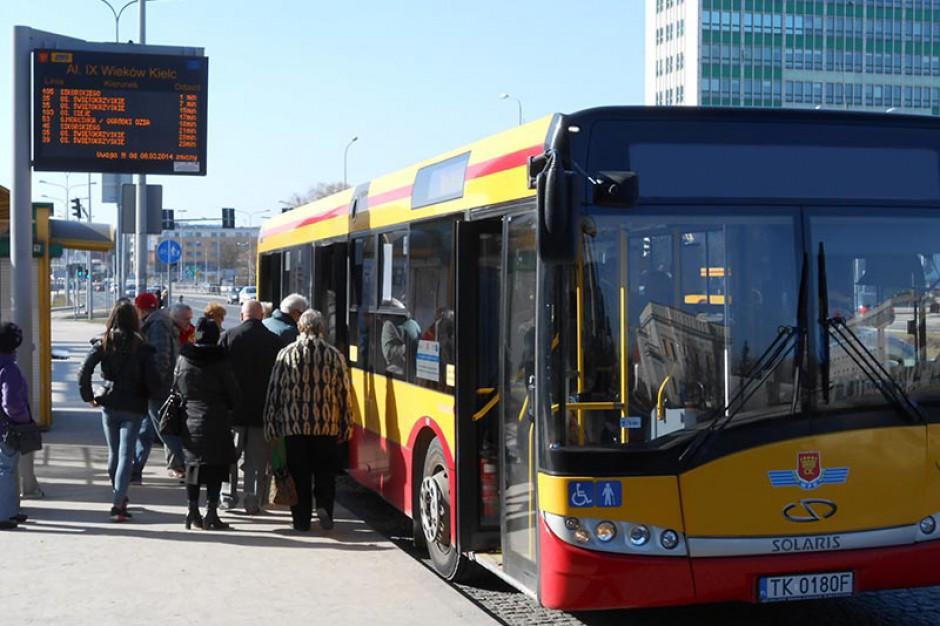 Spór przewoźników w Kielcach. Jest wyrok sądu, ale to nie koniec batalii