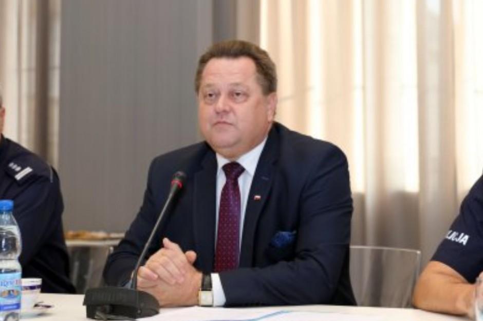 Jarosław Zieliński: Policja powinna szczególnie zadbać o bezpieczeństwo dzieci w ferie