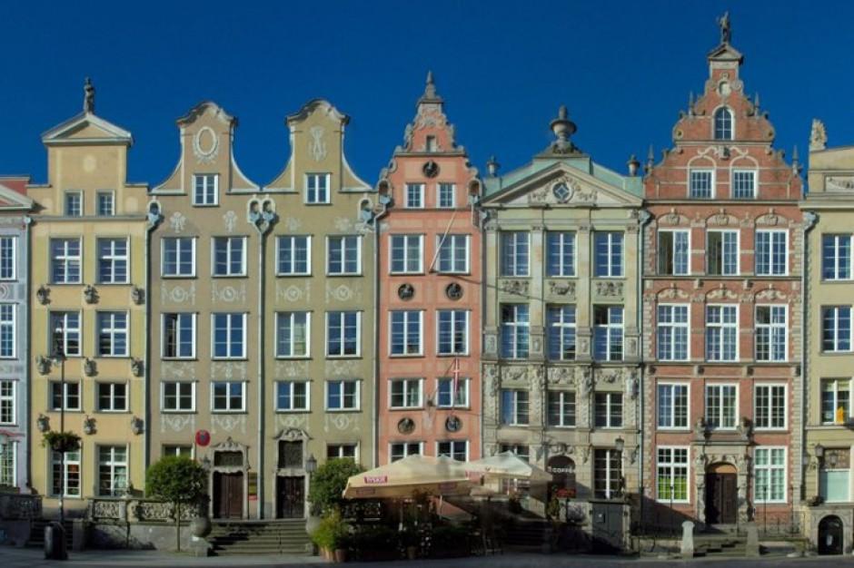Inwestor kupił 10 kamienic. Gdańsk będzie miał nowy hotel