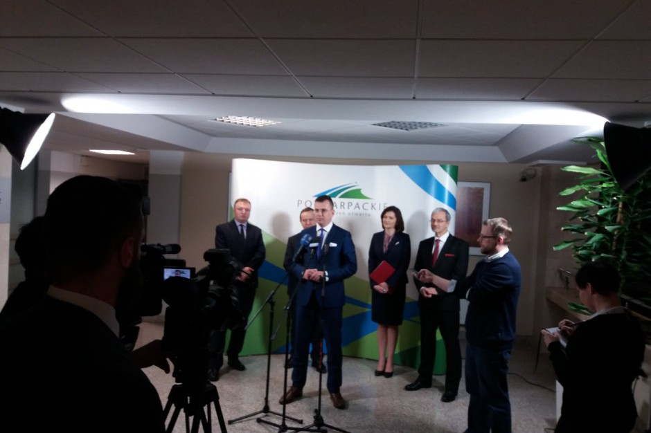 Jerzy Kwieciński: Podkarpacie zaczyna być wzorem dla innych regionów