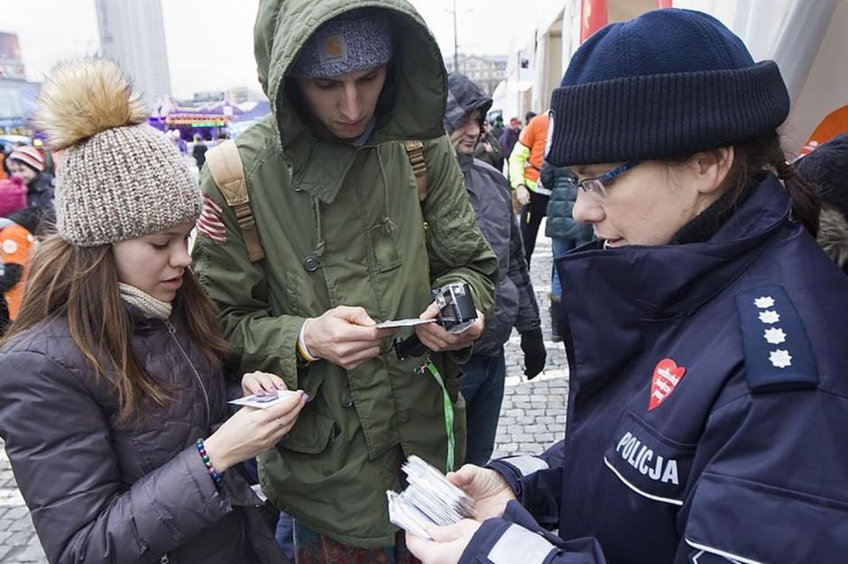 """Policja podsumowała WOŚP. """"Najbezpieczniejszy finał od lat"""""""