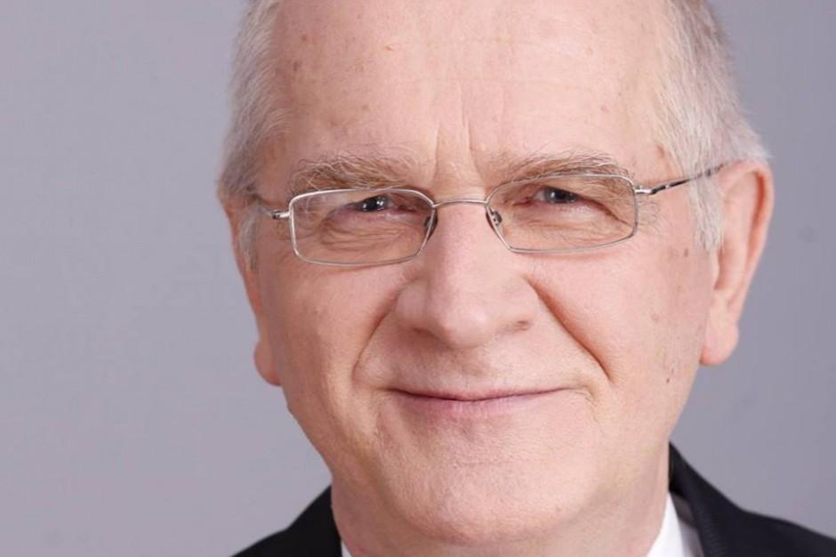 Najbardziej widoczną grupą lobbystów zainteresowanych fiaskiem projektu ustawy o ochronie zwierząt są hodowcy norek - mówi Czabański (Krzysztof Czabański, fot.facebook.com/krzysztof.czabanski)