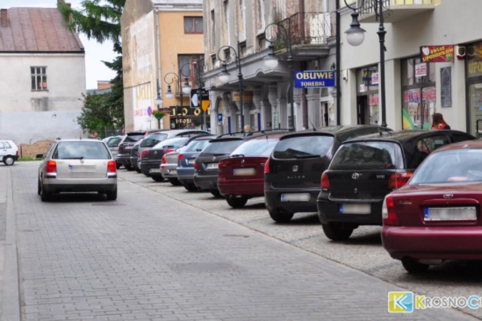 Krosno: Wyższe kary za parkowanie bez opłaty