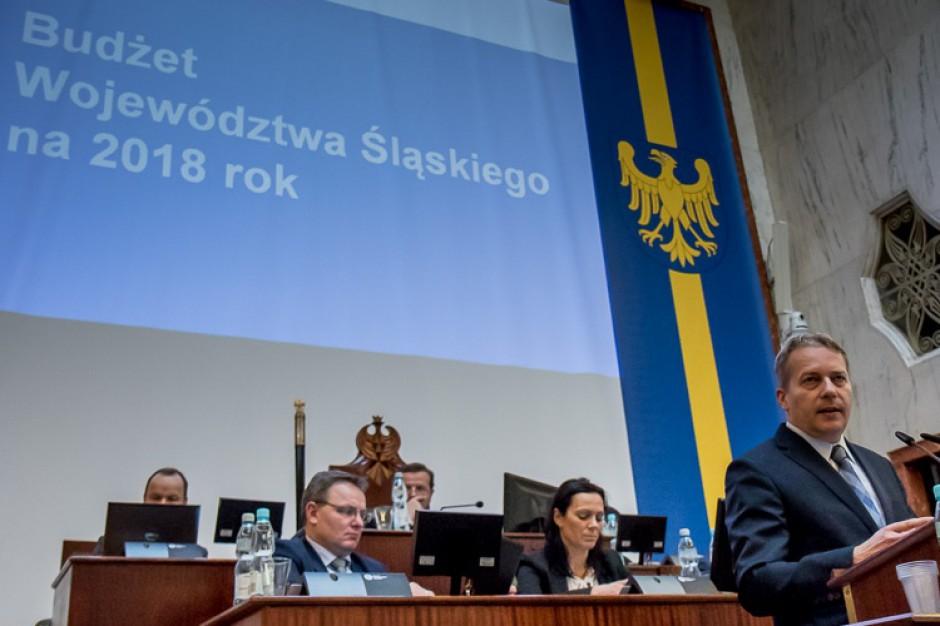 Sejmik śląski z budżetem na 2018 r. Po interwencji RIO obcięto wydatki