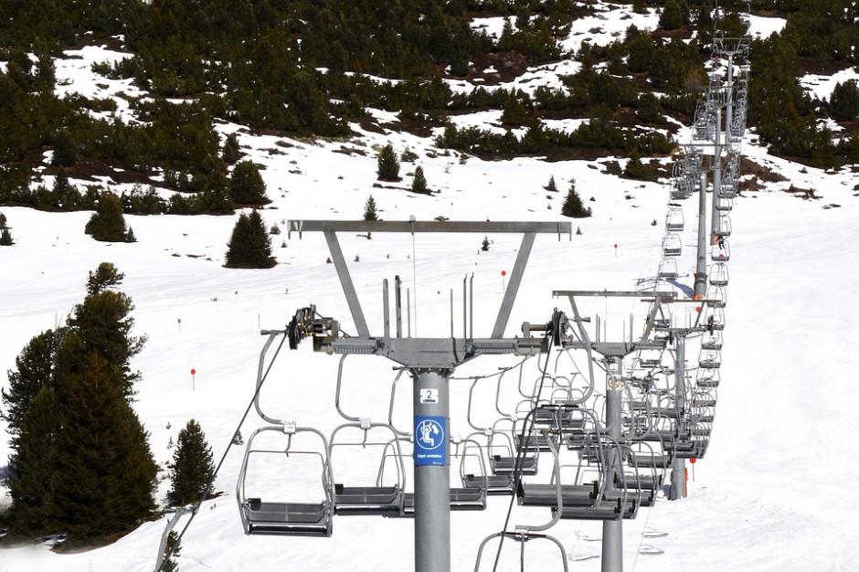 Świętokrzyskie: ruszyły pierwsze wyciągi narciarskie
